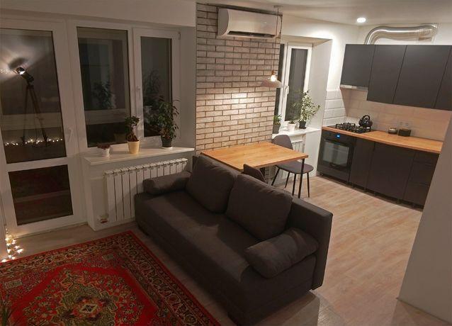 Продам свою 2к кв. 44м2 c мебелью, Павлово Поле (м 23 августа/Бот.Сад)