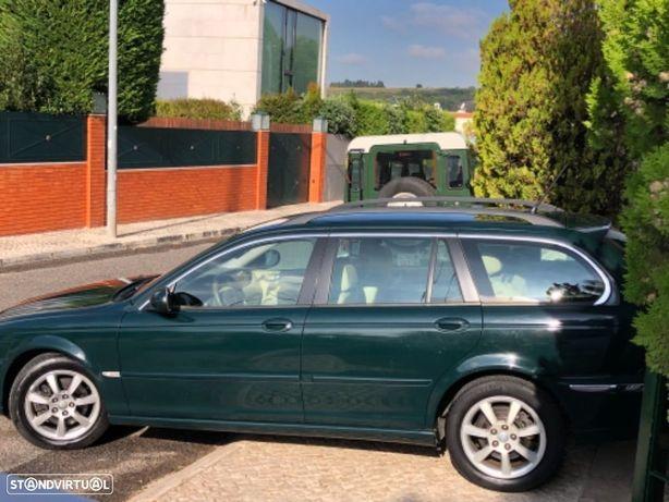 Jaguar X-Type SW 2.0 D Sport