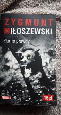 Ziarno prawdy Zygmunt Miłoszewski