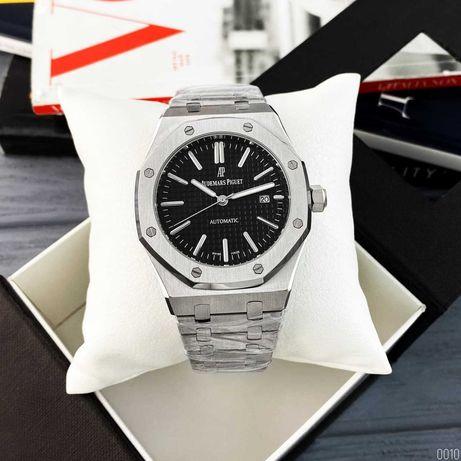 Мужские наручные часы металлические AudemarsPiguet+коробочка в подарок