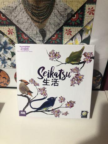 Seikatsu(gra planszowa)