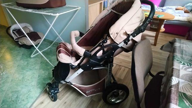 Wózek dziecięcy 3w1 Stan dobry