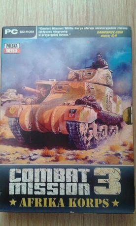 Gra Combat Mission 3 Afrika Korps
