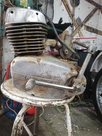 Silnik WSK 175, kobuz dudek