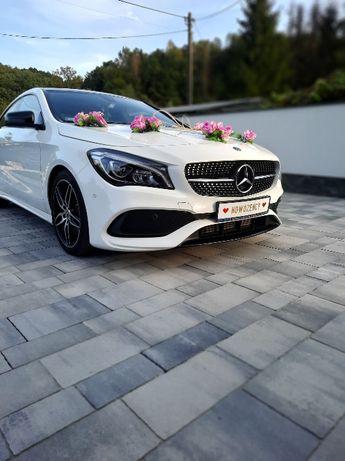 Mercedes CLA AMG Samochód Limuzyna do Ślubu Auto na wesele WYNAJEM