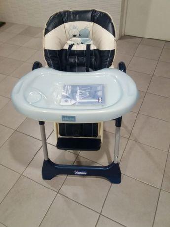 Cadeira de alimentação para criança