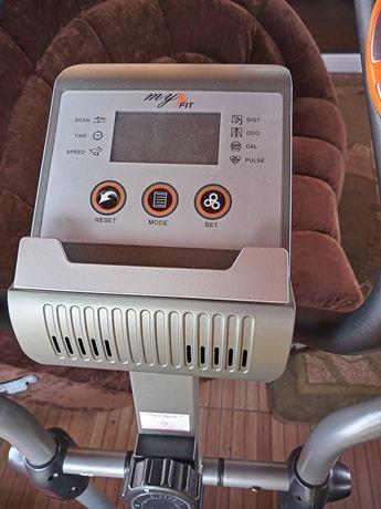 Orbitrek magnetyczny my fit stan idealny wyświetlacz