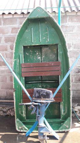 Лодка Ёрш с документами
