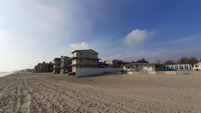 Гостевой Дом с терассой на 5 номеров у моря на пляже Затока