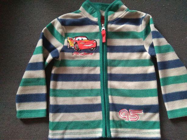 Polar bluza Car's Zygzak Mc Queen rozmiar 98