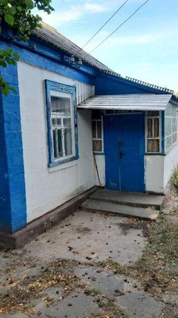 Продається газифікований будинок в с. Ліпляве
