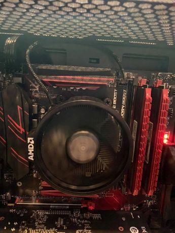 Procesor AMD Ryzen 5 2600 pudełko gwarancja