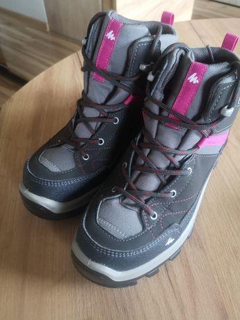 Buty trekkingowe dziewczęce 36 22,5cm