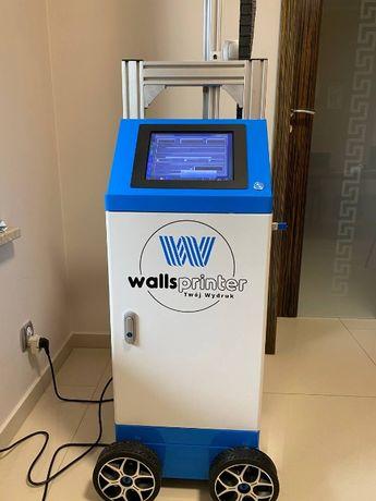 Drukarka Pionowa UV ChineseWallpen , Wall Printer , nowa