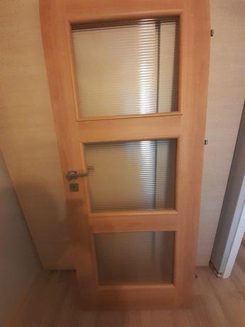 Skrzydła drzwiowe Porta 80 cm,2 sztuki.