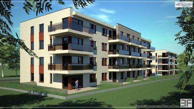 Nowe Mieszkania Od Dewelopera 50 m2 Os. Zielone Zacisze Opoczno