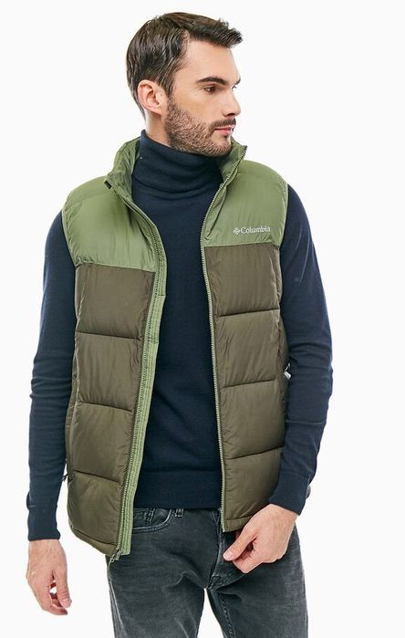 Columbia Pike Lake Жилет утепленный мужской оригинал обмен куртка Львов - изображение 1