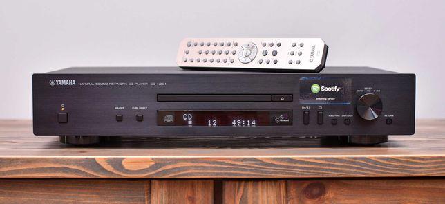 YAMAHA CD-N301 - odtwarzacz sieciowy - TOP