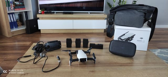 Dron Dji mavic air zestaw combo