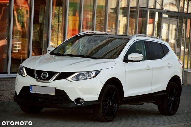 Nissan Qashqai 1.2 DIG * TEKNA *116KM * 98000Tys *Salonowy* Full Led * Kam 360 * Navi