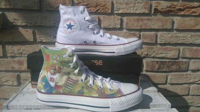 Converse All Star limited ed. Kubuś 37 23,5cm