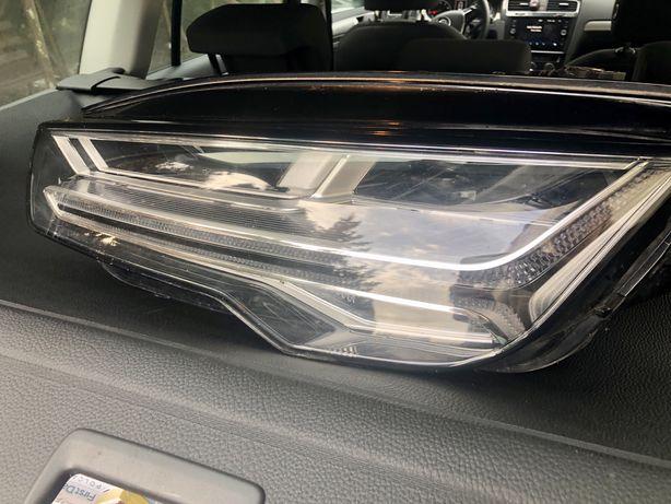 Lampa Audi a7 po lifcie
