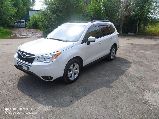 В продаже Subaru Forester Premium 2014 года. Растаможен.