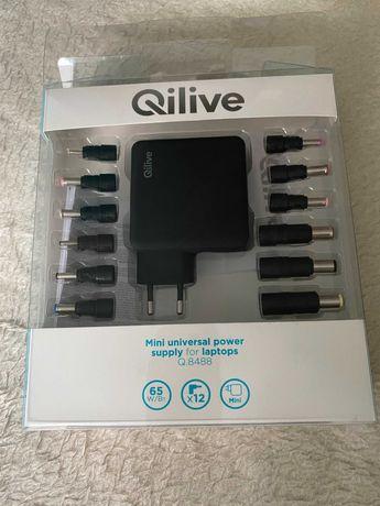 Zasilacz uniwersalny do laptopów QILIVE Q.8488