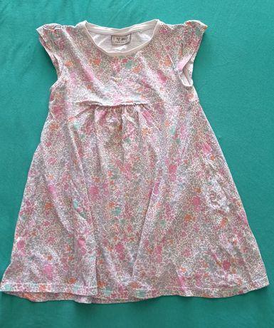 Sukienka Next 98 bawełniana lato