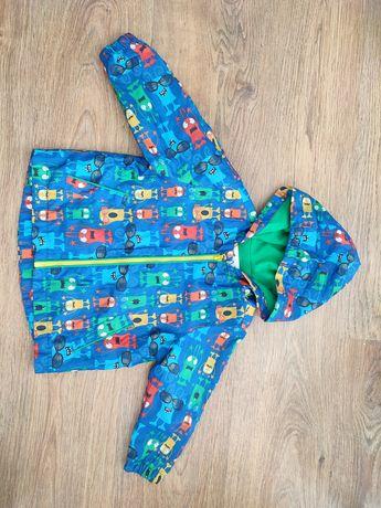 Miniclub kurteczka kurtka przejściowa rozmiar 80 86 cm