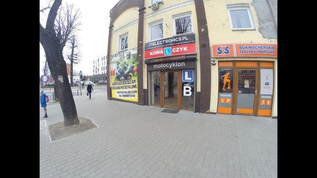 Wynajmę lokal ul.Lecha Gniezno
