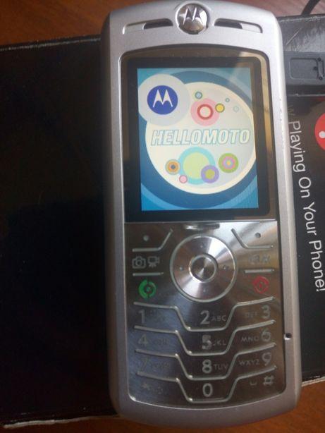 Motorola SLVR L7c cdma стандарта