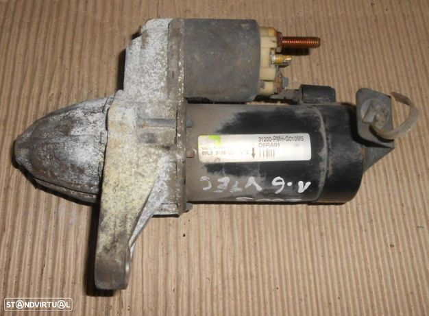 Motor de arranque para Honda Civic 1.6 gasolina (2003) 31200PMHG010M5