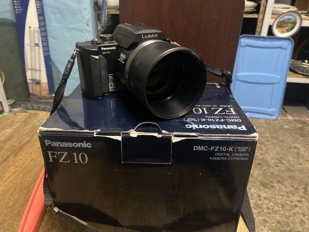Panasonic DMC-FZ10-K