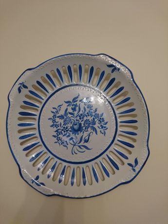 Fait Main. Francuska porcelana sygnowana.