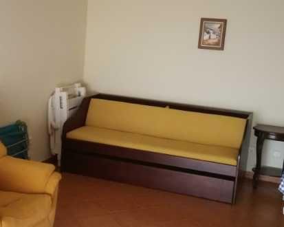 Sofá com 2 camas individuais