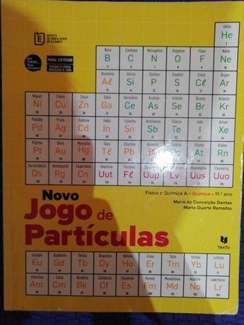 Novo Jogo de Partículas 11 - Física e Química A