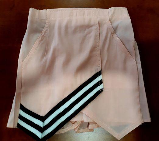 Детские шорты, шорты-юбка