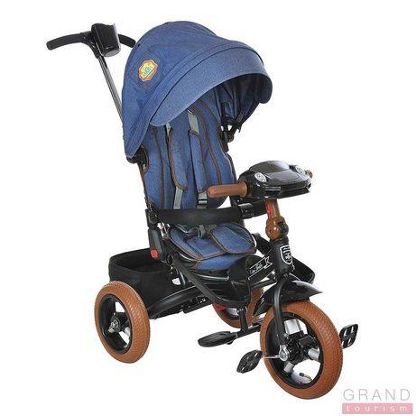 Велосипед дитячий триколісний