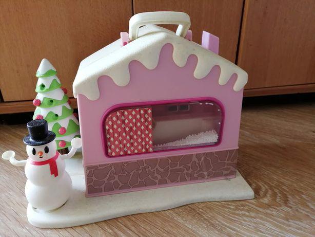 Casinha Barriguitas boneco de Natal
