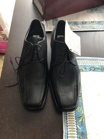 Sprzedam nowe skórzane buty
