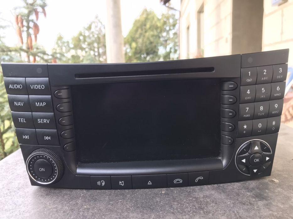 Radio Mercedes w211 Nowy Tomyśl - image 1