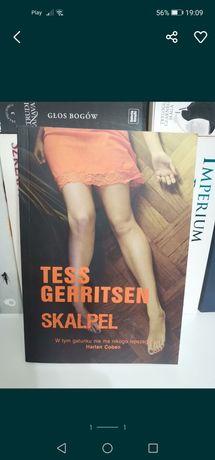 Skalpel Tess Gerritsen