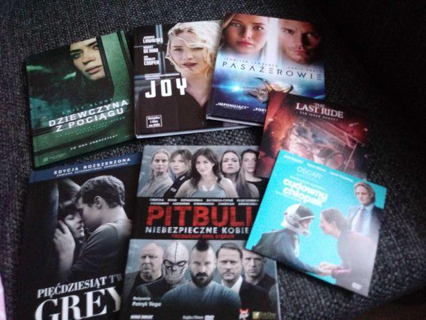 Płyty DVD filmy 1 z autografem
