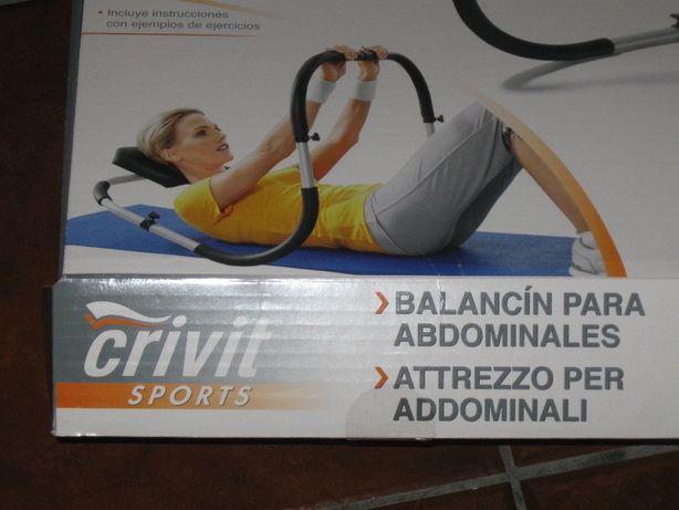 Aparelho para abdominais