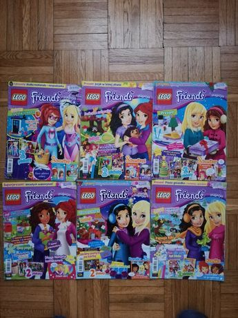 Gazetki Lego Friends