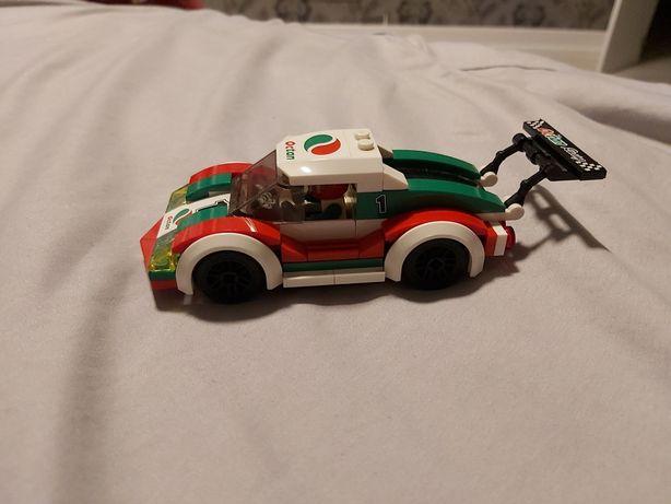 Auto lego city wyścigówka 60053