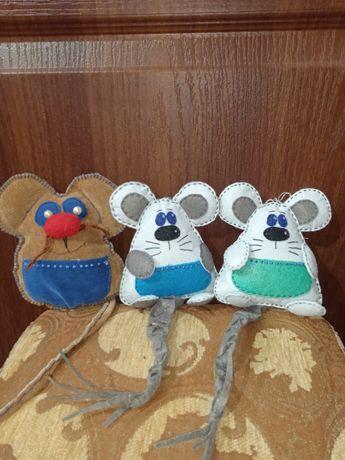 Детские игрушки, ручной работы