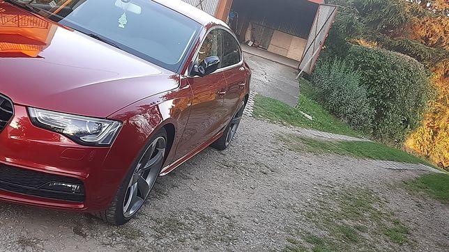 Audi a5 sportback quatro!