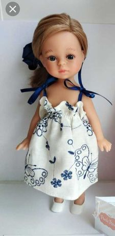 Кукла мини Паола Рейна 21см